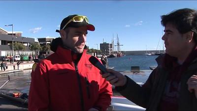 2014 Paddle Race video press
