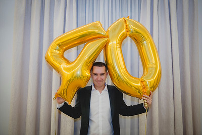 Cristóbal, mi treinta y diez cumpleaños