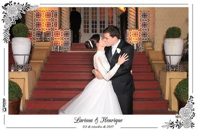 Larissa e Henrique