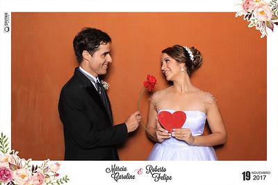 Márcia e Roberto