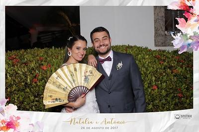 Natália e Antonio