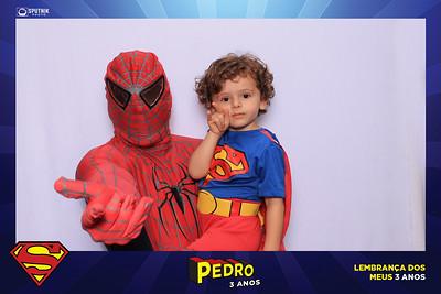 Pedro 3 Anos