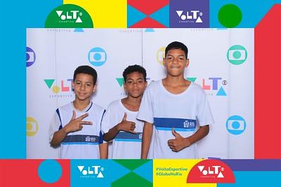 TV Globo - Volta Esportiva Gamboa