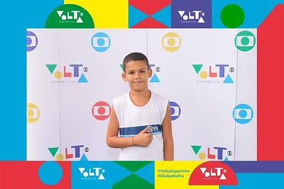 TV Globo - Volta Esportiva
