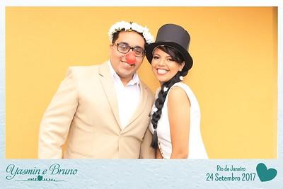 Yasmin e Bruno