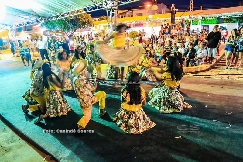 Dança  coco de roda
