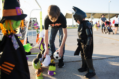 The 2017 annual Boo Bash event hosted by the city of Portland, held on October 21, 2017.