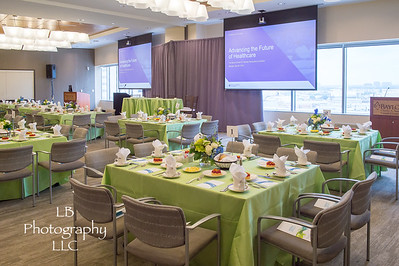 Baylor Foundation Boone Powell Luncheon 2019