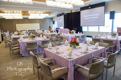 Senior Society Luncheon Baylor Foundation