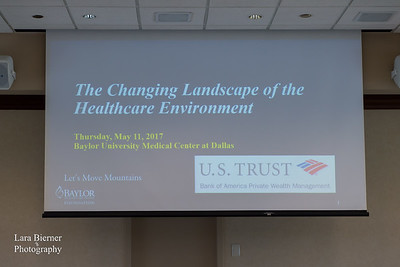 Baylor Foundation and US Trust