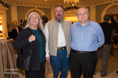 Crow Holdings Retirement Party