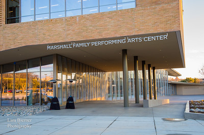 Greenhill School Marshall family Performing Arts Center Grand Opening