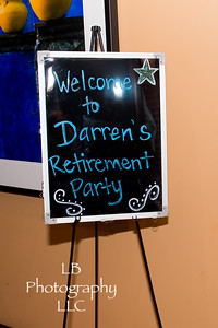 Darren Rodgers Retirement Dallas
