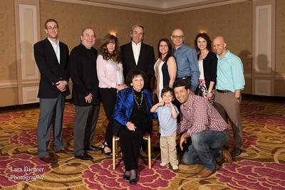 JFS Honors the Golman Family  ©Lara Bierner Photography