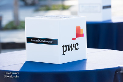 PwC New Building Ground Breaking