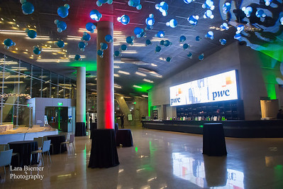 PwC Holiday Party 2016