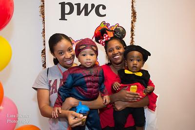 PwC Halloween