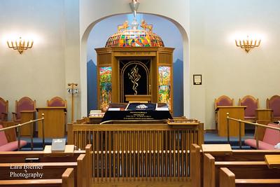 Marcus Rosenberg Torah Dedication