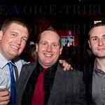 Josh Johnson, Mike Arth and Justin Cheek.