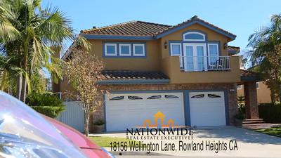 18156 Wellington Lane, Rowland Heights CA. Nationwide Real Estate