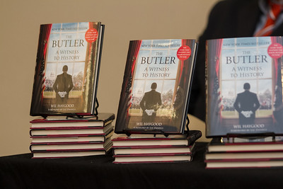 THE BUTLER BOOK SIGNING