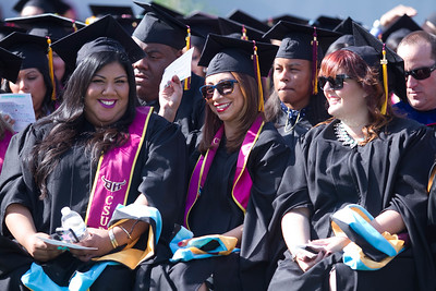 2015 COMMENCEMENT COLLEGE OF EXTENDED & INTERNATIONAL EDUCATION