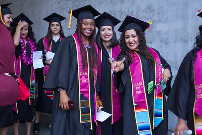 2015 COMMENCEMENT COLLEGE OF HEALTH, HUMAN SERVICES AND NURSING