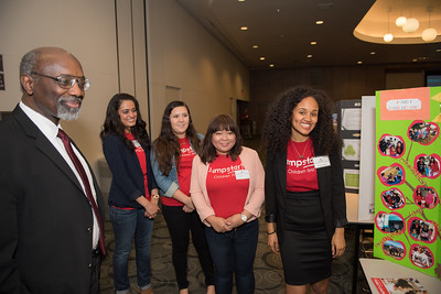 Community Engagement Symposium 2016 Students, faculty and staff gather to recognize the students Community Engagement and discuss their efforts of improvement and research.