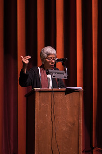 Envisioning Transformation Symposium held on campus at California State University Dominguez Hills on March 22, and 23 2016 with speaker Dr. Laura Pulido