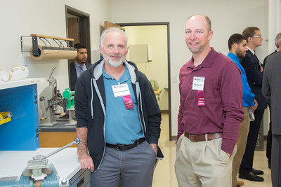 Grand Opening, Open house and ribbon cutting for California State University Dominguez Hills Orthotics and Prosthetics Program in Los Alamitos, Ca. Scanning, Brain control, mechatronics, lab, plastics