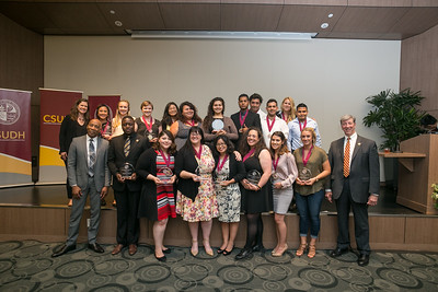 PRESIDENT'S STUDENT LEADERSHIP AWARDS 2016