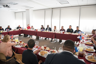 2016 Veterans Lunch with the President