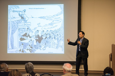 And then they came for us 75th Anniversary of Japanese Incarceration with keynote speaker Tom Ikeda