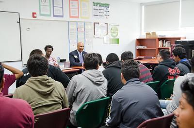 MSA Male Success Alliance Violence Prevention discussion session