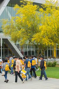 Summer 2017 New Student Orientation at California State University Dominguez Hills