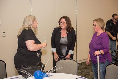 Student Disability Resource Center graduation celebration 2017