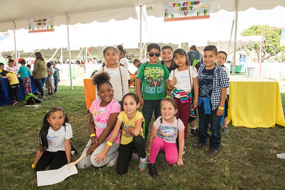 STEMIA; CSUDH; Noth Lawn; Elementary School students participate in STEM activities