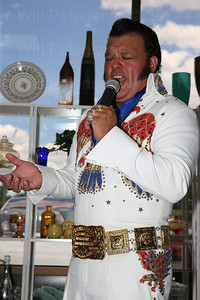 Randoll Rivers a premier Elvis Tribute Artist