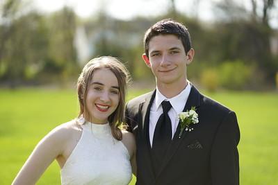 Aidan & Athena Prom 2018