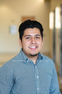 Christopher Campos Perez.  Photo by: Creative Services/George Mason University