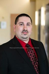 Tom Mutak.  Photo by: Creative Services/George Mason University