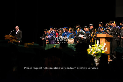 2018 School of Recreation, Health, and Tourism Degree Celebration. Photo by Bethany Camp/Creative Services/George Mason University