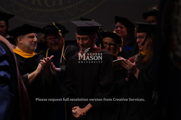 College of Visual and Performing Arts Degree Celebration