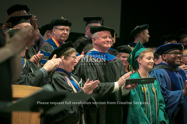 School of Recreation, Health, and Tourism (CEHD) Degree Celebration on Friday May 17, 2019. Photo by John Boal Photography