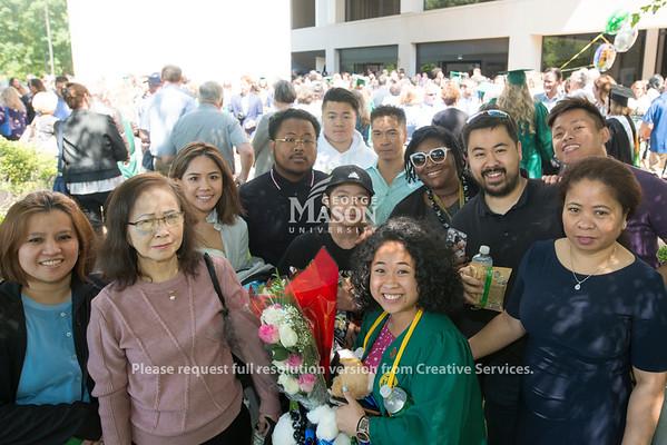 School of Integrative Studies Degree Celebration