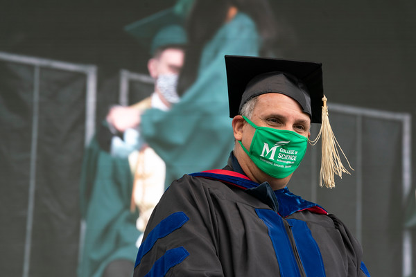 2021 College of Science Degree Celebration
