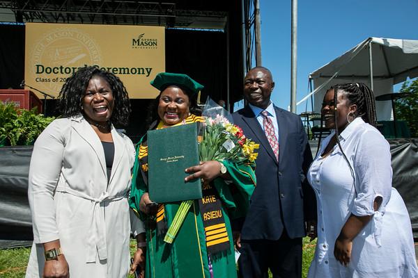 2021 Doctoral/PhD Ceremony