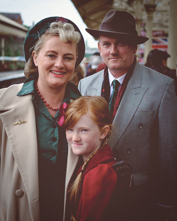 East Lancs Railway 1940's Day