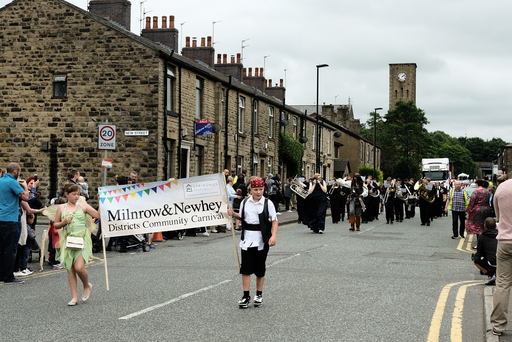 Newhey and Milnrow Carnival