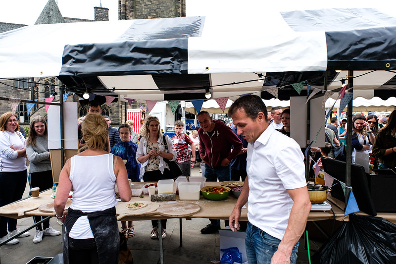 Rochdale Artisan Market and Street Eat